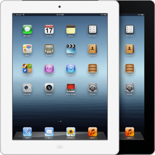 Apple iPad 3 WiFi 4G 64GB